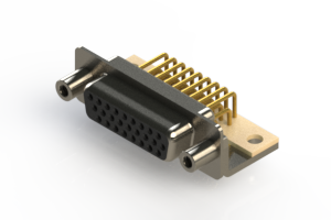 634-M26-263-BN6 - High Density D-Sub Connectors