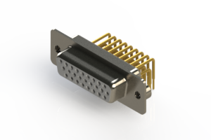 634-M26-263-WT2 - High Density D-Sub Connectors