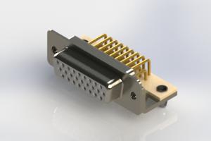 634-M26-263-WT3 - High Density D-Sub Connectors