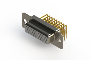 634-M26-363-WN1 - High Density D-Sub Connectors