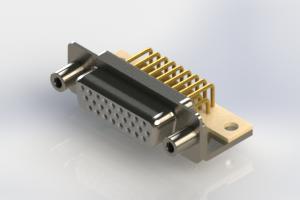 634-M26-363-WN6 - High Density D-Sub Connectors