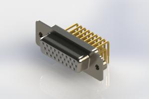 634-M26-363-WT2 - High Density D-Sub Connectors