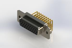 634-M26-663-BN2 - High Density D-Sub Connectors