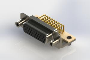 634-M26-663-BN5 - High Density D-Sub Connectors