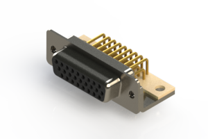 634-M26-663-BT4 - High Density D-Sub Connectors