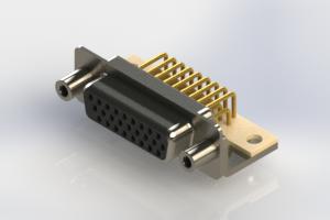 634-M26-663-BT6 - High Density D-Sub Connectors