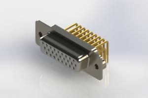 634-M26-663-WT2 - High Density D-Sub Connectors