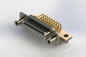 634-M26-663-WT5 - High Density D-Sub Connectors