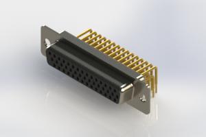 634-M44-263-BN1 - High Density D-Sub Connectors