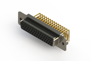 634-M44-263-BN2 - High Density D-Sub Connectors