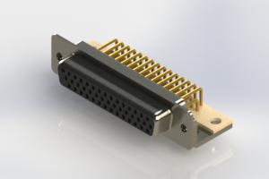 634-M44-263-BN4 - High Density D-Sub Connectors