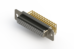 634-M44-263-WT1 - High Density D-Sub Connectors