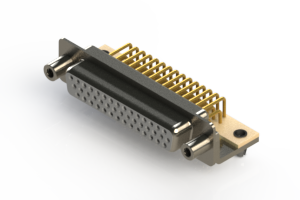 634-M44-263-WT5 - High Density D-Sub Connectors
