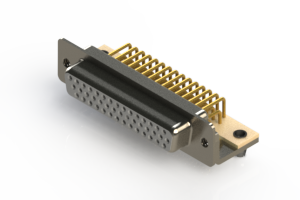634-M44-363-WT3 - High Density D-Sub Connectors