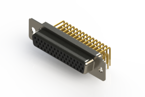634-M44-663-BT1 - High Density D-Sub Connectors
