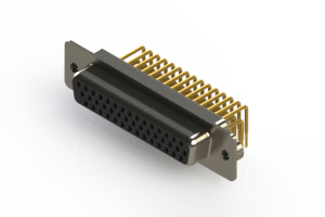 634-M44-663-BT2 - High Density D-Sub Connectors