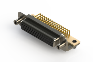 634-M44-663-BT5 - High Density D-Sub Connectors