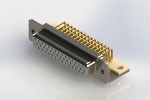 634-M44-663-WT4 - High Density D-Sub Connectors