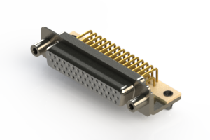 634-M44-663-WT5 - High Density D-Sub Connectors