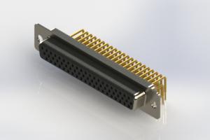 634-M62-263-BN1 - High Density D-Sub Connectors