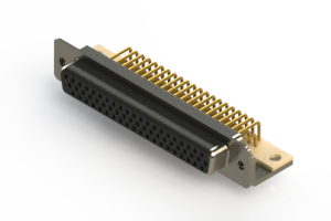 634-M62-263-BN4 - High Density D-Sub Connectors
