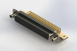 634-M62-263-BN6 - High Density D-Sub Connectors