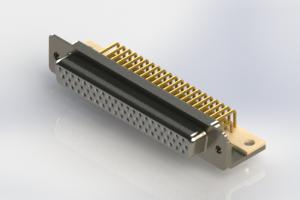 634-M62-263-WN4 - High Density D-Sub Connectors