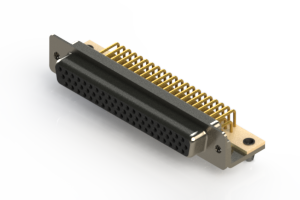 634-M62-363-BT3 - High Density D-Sub Connectors