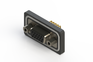 634-W15-362-012 - Waterproof High Density D-Sub Connectors