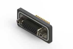 634-W26-262-012 - Waterproof High Density D-Sub Connectors