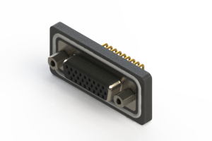 634-W26-662-012 - Waterproof High Density D-Sub Connectors