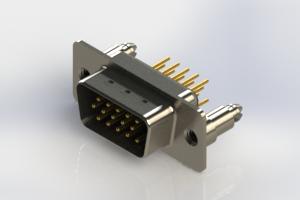 637-M15-630-BN5 - Machined D-Sub Connectors