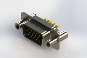 637-M15-632-BN4 - Machined D-Sub Connectors