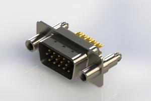 637-M15-632-BN6 - Machined D-Sub Connectors