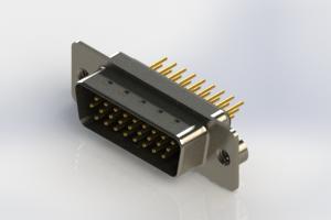 637-M26-230-BN2 - Machined D-Sub Connectors