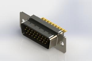 637-M26-232-BN1 - Machined D-Sub Connectors