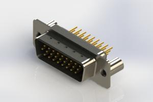 637-M26-330-BN3 - Machined D-Sub Connectors