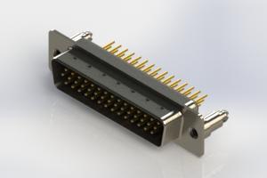 637-M44-630-BT5 - Machined D-Sub Connectors