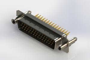 637-M44-630-BT6 - Machined D-Sub Connectors
