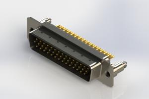 637-M44-632-BN5 - Machined D-Sub Connectors