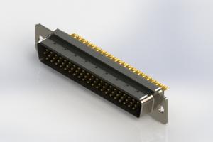 637-M62-332-BT1 - Machined D-Sub Connectors
