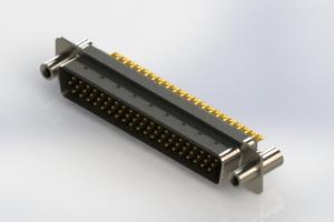 637-M62-332-BT4 - Machined D-Sub Connectors