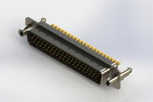 637-M62-332-BT6 - Machined D-Sub Connectors