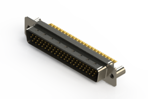 637-M62-632-BT3 - Machined D-Sub Connectors