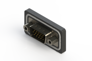 637-W15-321-012 - Waterproof High Density D-Sub Connectors
