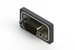 637-W15-322-012 - Waterproof High Density D-Sub Connectors