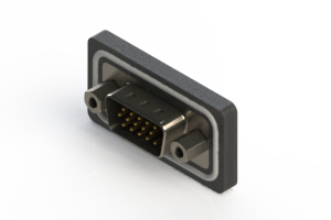 637-W15-621-012 - Waterproof High Density D-Sub Connectors