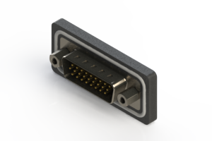 637-W26-321-012 - Waterproof High Density D-Sub Connectors