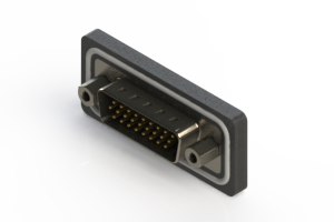 637-W26-621-012 - Waterproof High Density D-Sub Connectors