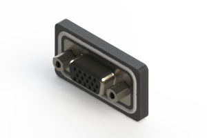 638-W15-621-012 - Waterproof High Density D-Sub Connectors